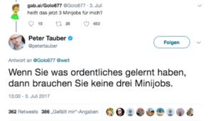 tauber 300x170 - Sozialer Wahlcheck: Das Programm der CDU