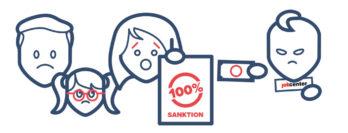 Das sind häufige Fehler im Sanktionsbescheid