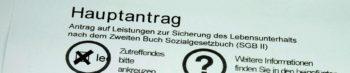 Hartz 4-Antrag