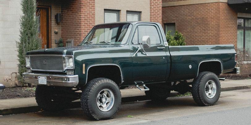Ein Hartz 4-Bezieher durfte seinen Pick-up Truck behalten.