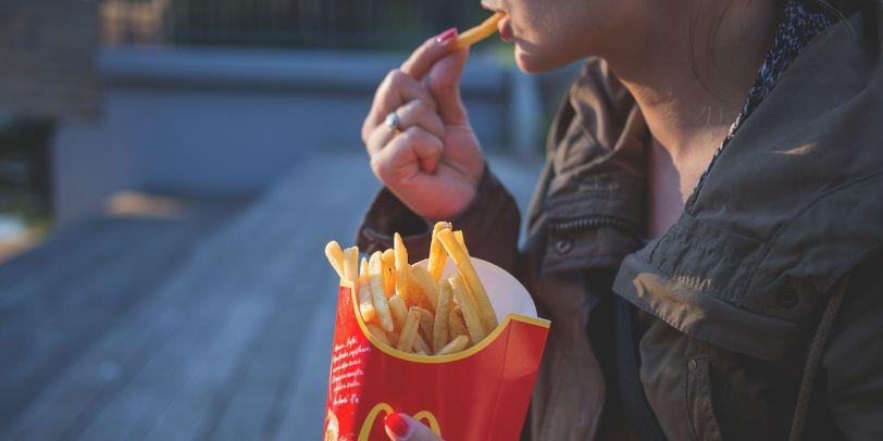 Verzehrgutscheine von einer Fast Food-Kette dürfen nicht immer angerechnet werden.