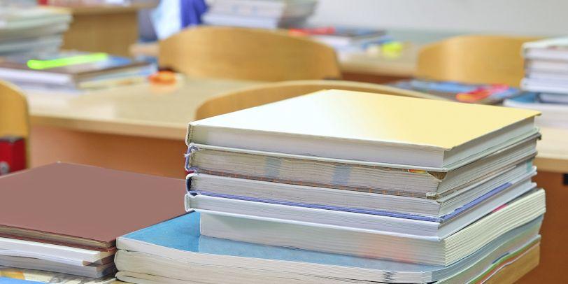 Seit Mai steht fest: Hartz 4-Empfänger müssen die Kosten für Schulbücher bei fehlender Lernmittelfreiheit nicht selbst tragen.