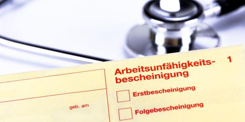 Krank Zum Jobcenter Wenn Krankschreibungen Nicht Zählen