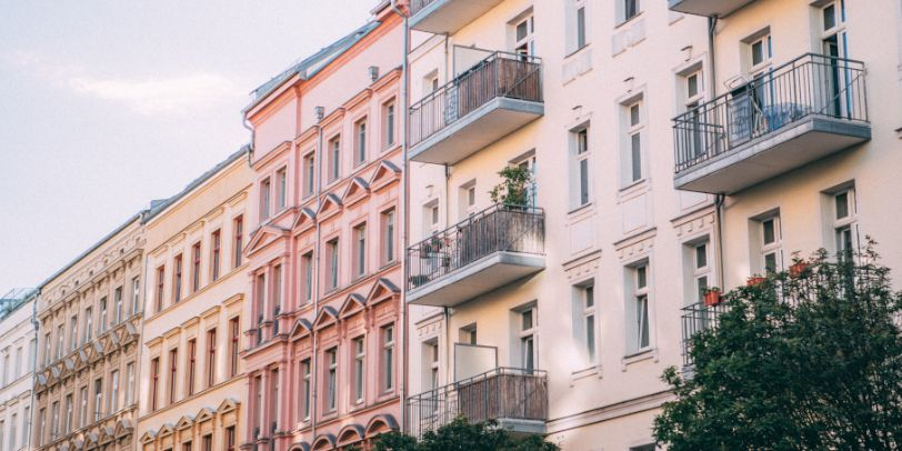 Mietshaus Berlin