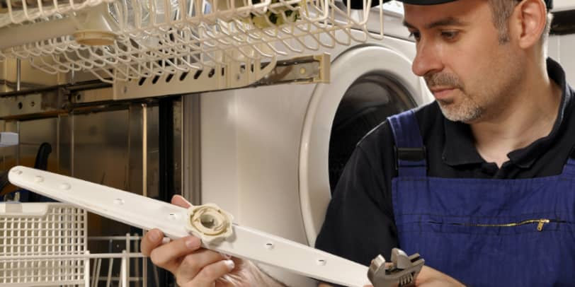 Wer zahlt die Reparatur der Spülmaschine?