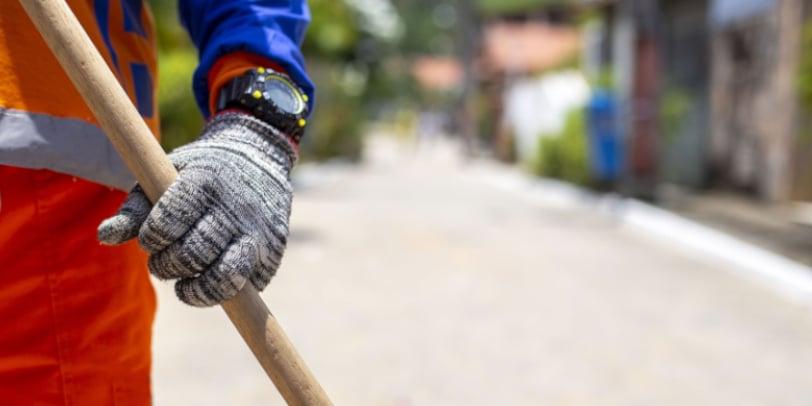Arbeitsdienst für Langzeitarbeitslose